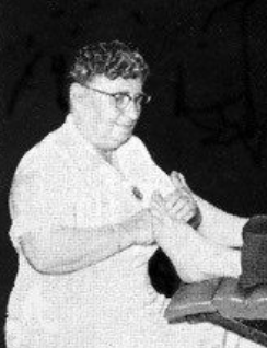 fisioterapista Eunice Ingham